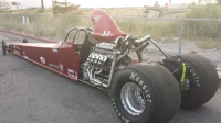 Diesel Powered Top Dragster