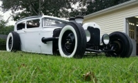 Model A Chopped and Channeled